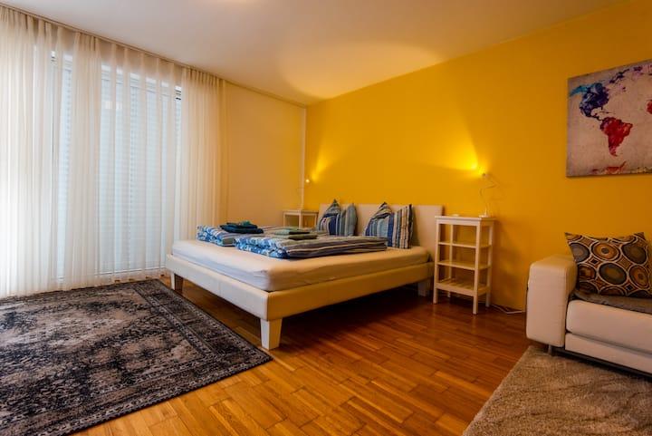 Studio Appartement mit Garten Zugang in LKH Nähe