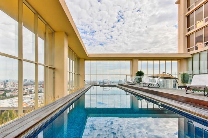 Moderno loft con excelentes amenidades