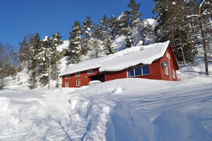 Gjesdalbu fjellstue - Tjørhom - Chalet