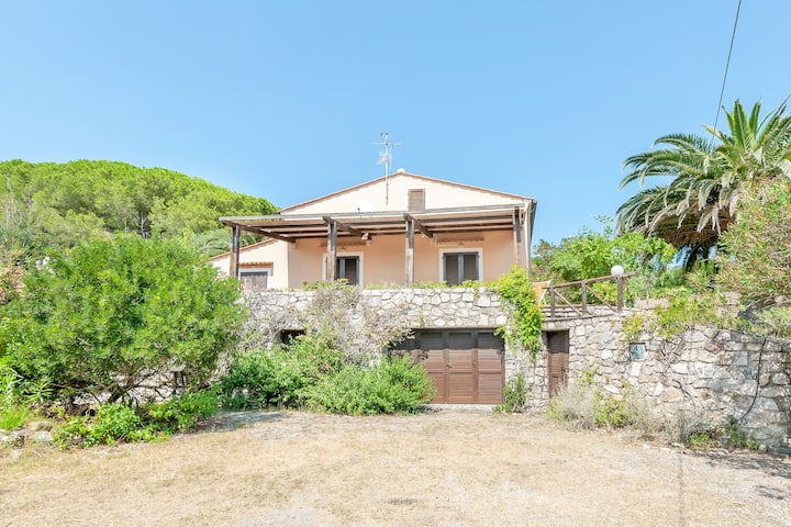 Villa with panoramic view - Villa Fiorella
