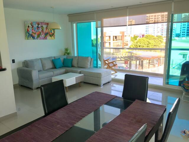 Room for 2 in Cartagena, close to the beach - Cartagena - Appartement