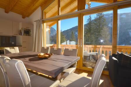 "Chalet 16 ""Alpenrose"" - glorious Austrian Alpine chalet with sauna"