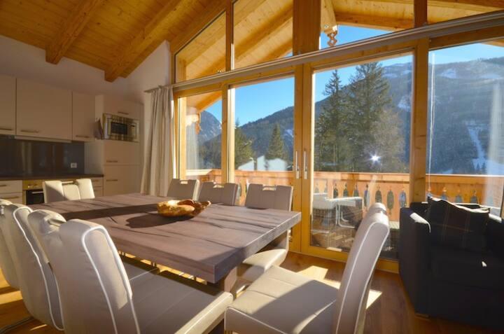 Chalet 16 Am Sonnenhang - glorious Austrian Alpine chalet with sauna