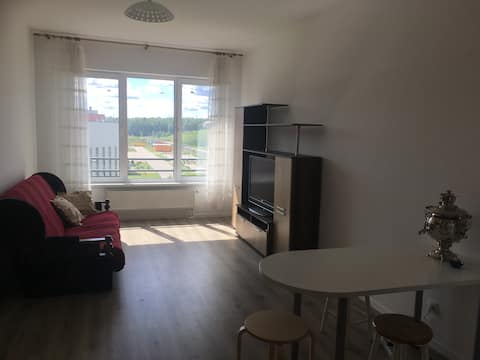 FIFA 2018 Cozy apartment near SPARTAK Stadium