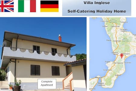 Mountain Location Quiet Retreat plus beaches - San Luca