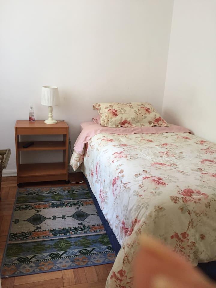 Habitación independiente en Providencia