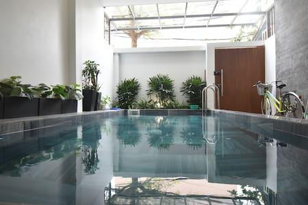 Brian Villa 4 Bedrooms *pool*  5'walktoMyKheBeach.