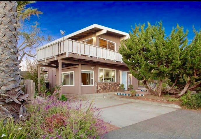 Charming Beach House in Aptos