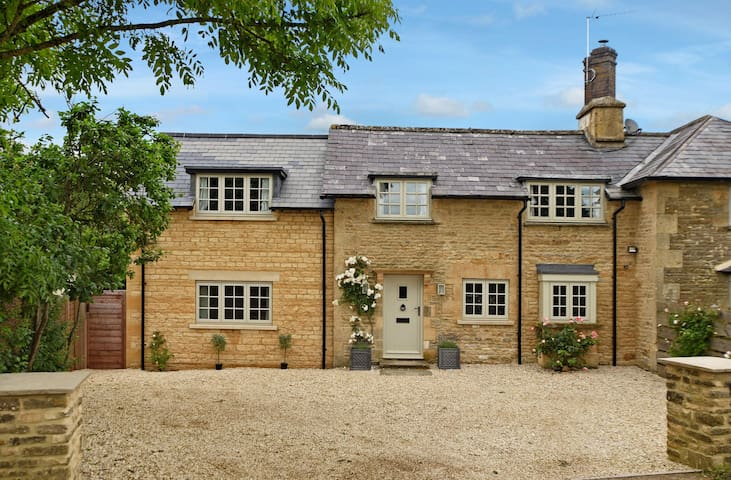 Charming Cotswold cottage near Kingham - Sarsden - Talo