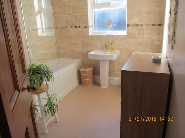 New Bathroom