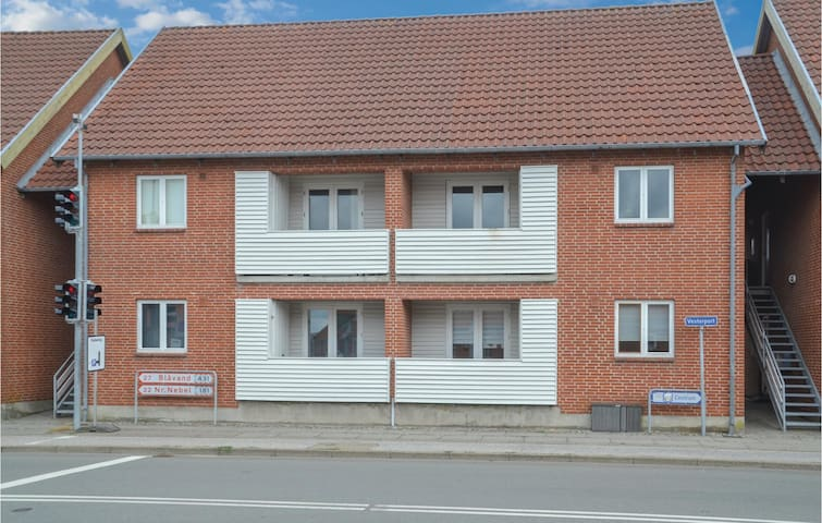 Holiday apartment with 1 bedroom on 61m² in Varde