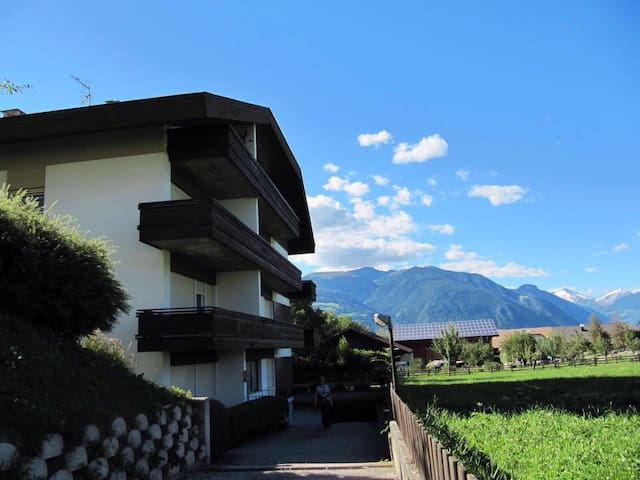 Your Best Friend's Apartment in Bruneck - Riscone - Apartament