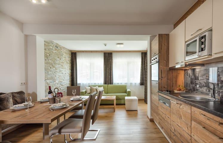 das Burghard - Appartement Wagrain