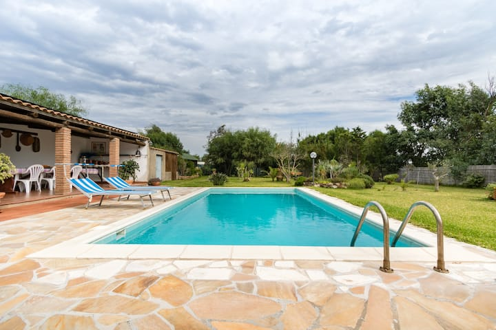Villa Franca, 2 bedrooms with swimming pool