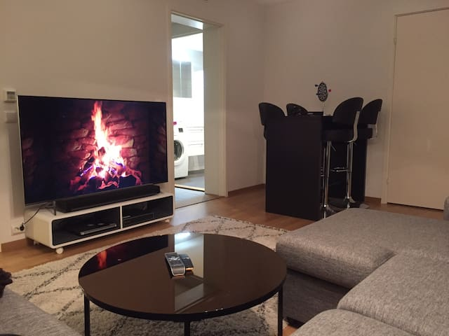 NEW topfloor appartement with high quality
