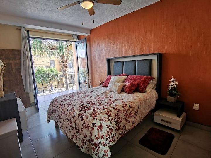 @CasaHidalgoTlaquepaque, habitación 3