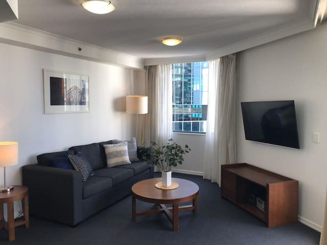 Comfortable Apartment In The Heart of Brisbane