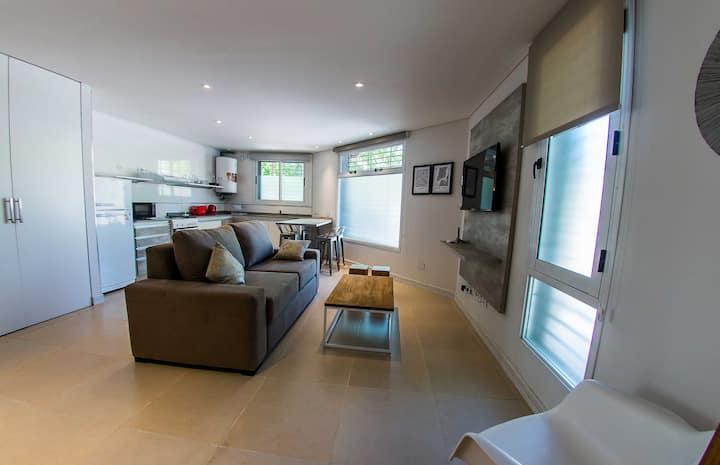 A1 Full Apartment, near Park, quiet centric zone.