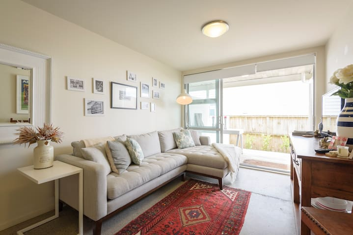 Sunny Herne Bay Apt - Free wifi and carparking - Auckland - Apartemen