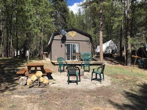 Kikomen Creek Cabin