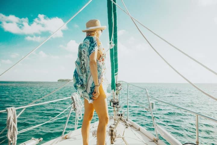 San Blas ALL INCLUSIVE - PRIVATE Sailboat (min 2)