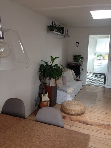 Cozy apartment, great location in Aarhus
