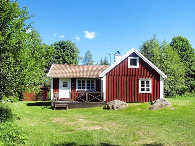 Holiday home See Åsnen for 7 persons
