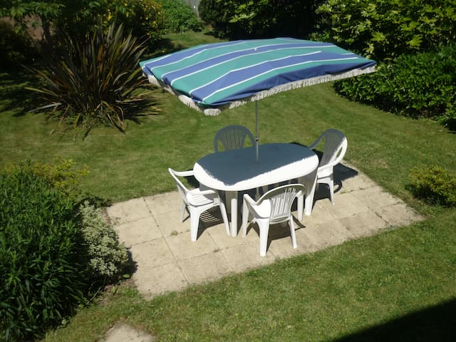 T3 avec jardin pour vos vacances en Finistère - Ergué-Gabéric - Apartamento