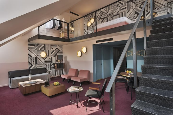 Stories Hotel Budapest