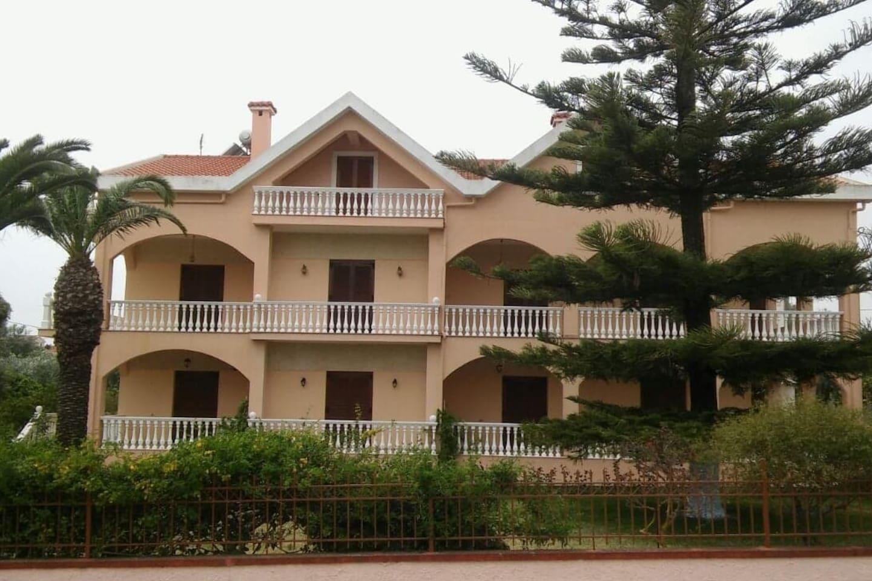 Kefalonia villa with garden - Villas for Rent in Metaxata ...