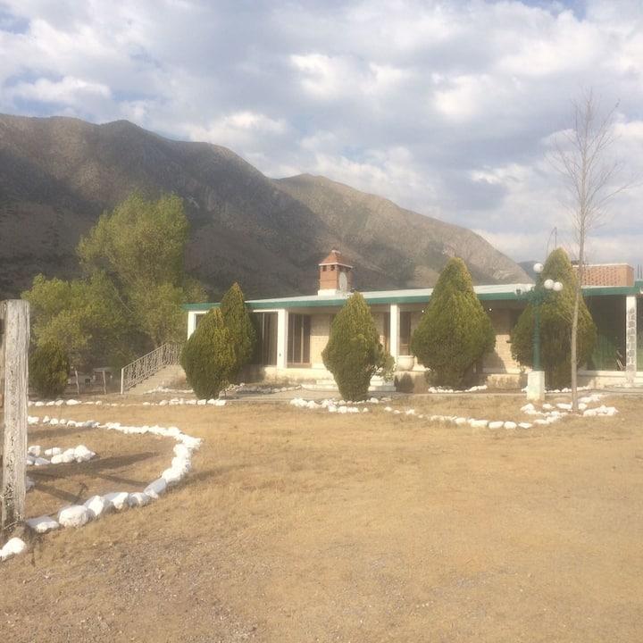 Sierra Arteaga, Coahuila Cabaña Quinta Aries