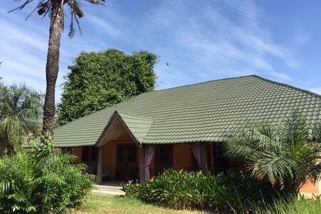 Villa Baobab à Kabrousse - Cap Skirring