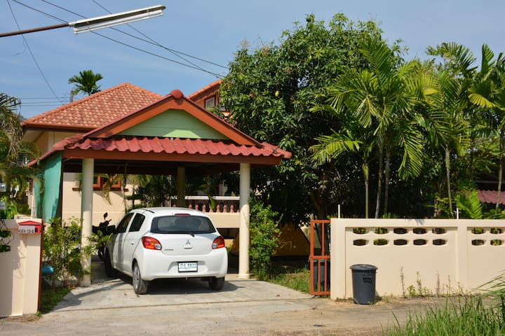 Fully furnished House for Rent in Rawai Nai Harn
