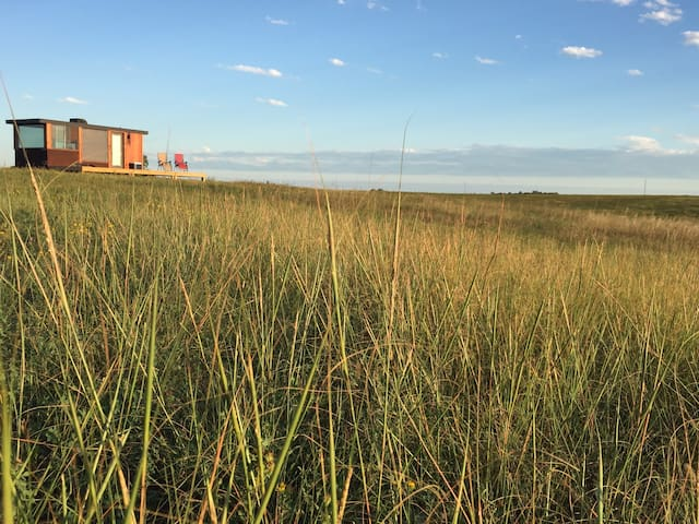 Micro-Cabin in Pheasant Country - Mansfield - Ev