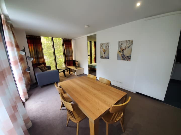2 room apartment at the BEST location in CBD