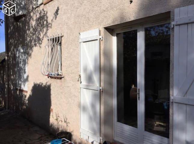 Bas de villa Jardin Puget/Argens - Puget-sur-Argens - Lägenhet