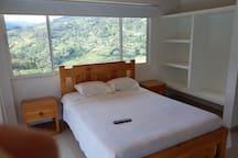Bella vista Hotel Habitación 2