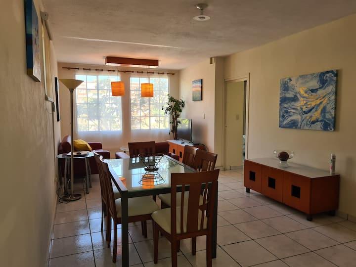Apartamento amueblado y equipado en San Benito
