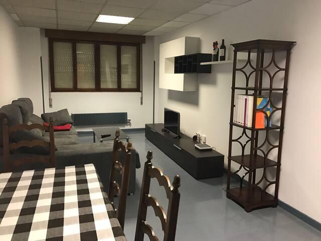 Cómodo apartamento en el centro de Oviedo