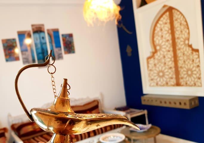 Dar Jaafar - Paradise in the heart of La Marsa!