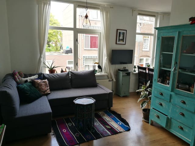 Apartment close to the center of Utrecht