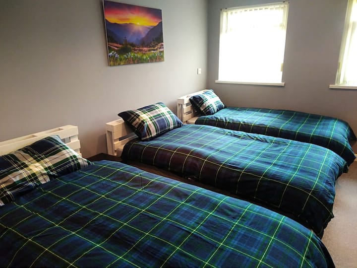 Travellers Rest Apartment close to Bike park Wales