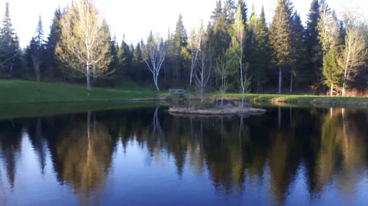 Domaine du lac bijou