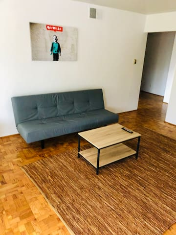 Large Apartment Close to Campus