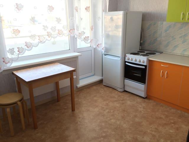 Уютная 1-ком. квартира в Новосибирске - Novosibirsk - Apartment