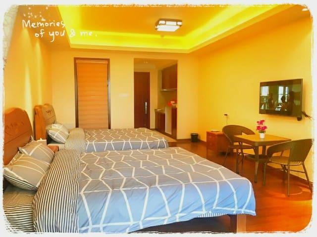耳海度假公寓 - Huizhou - Flat