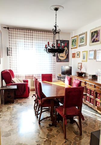 70 sqm apartment 10 minutes away from Venice