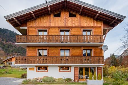 Ski and Hike from an Alpine Apartment with Mountain Views