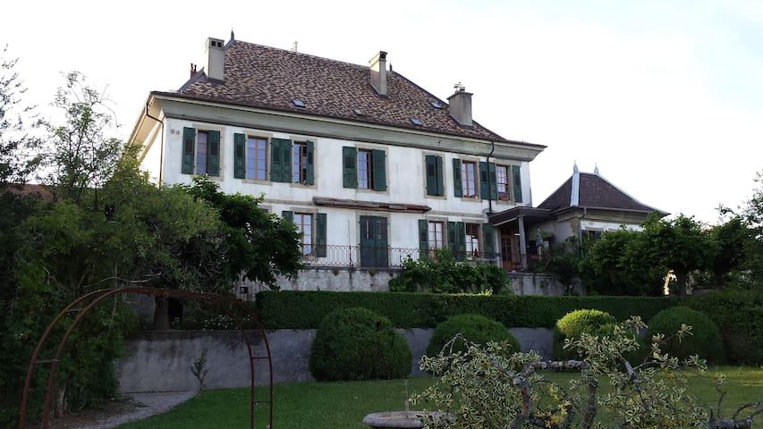 Appartement dans un château - Etoy - Zamek