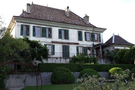 Appartement dans un château - Istana